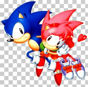 Sonic CD Sonic The Hedgehog Amy Rose Ariciul Sonic Metal Sonic PNG