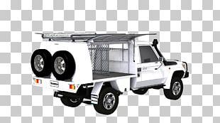 Tire Car Tow Truck Commercial Vehicle Truck Bed Part PNG