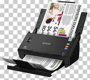 Scanner Epson WorkForce DS-560 WorkForce DS-560 Document Scanner B11B221401 Epson WorkForce DS-510 Epson DS-520 Sheet-Fed Scanner PNG
