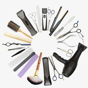 Beauty Tools PNG
