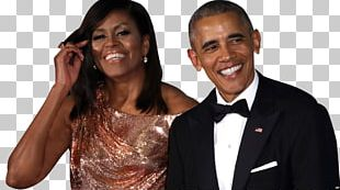 Michelle Obama Barack Obama White House State Dinner First Lady Of The United States PNG