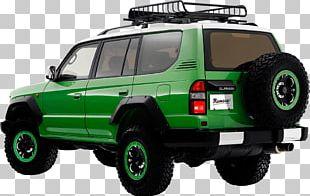 Car Toyota Land Cruiser Prado Tire Toyota HiAce PNG