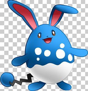 Pokémon X And Y Pokémon Adventures Pokémon GO Azumarill PNG