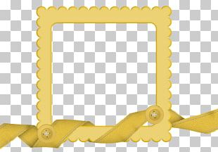 Frames Yellow PNG