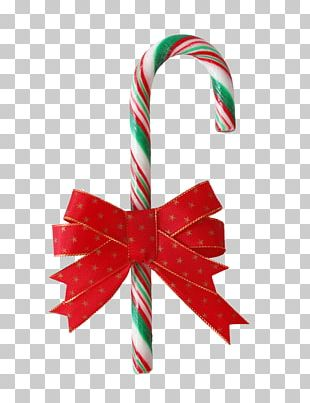 Candy Cane Christmas Decoration Christmas Card PNG