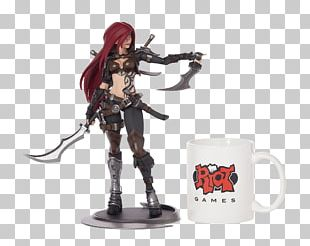 Figurine League Of Legends Action & Toy Figures Game PNG