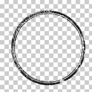Paintbrush Circle PNG
