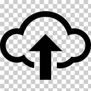 Cloud Computing Upload Computer Icons Cloud Storage PNG