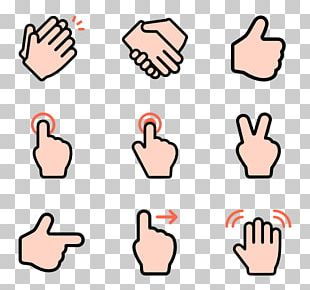 Gesture Computer Icons Pointing PNG