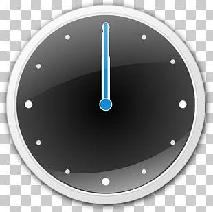 Alarm Clocks Analog Signal Digital Clock PNG