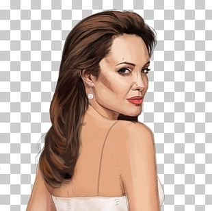 Angelina Jolie By The Sea Actor PNG