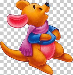 Winnie The Pooh Piglet Eeyore Roo Christopher Robin PNG