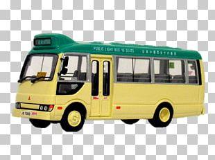 Minibus Hong Kong Car Minivan PNG