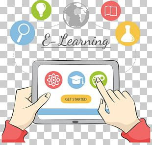 Student E-learning Distance Education Virtual School PNG