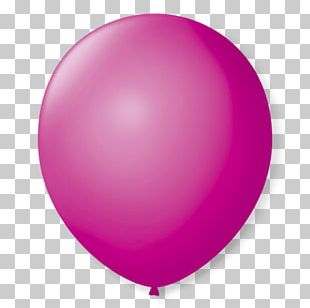 Toy Balloon Birthday Party Blue PNG