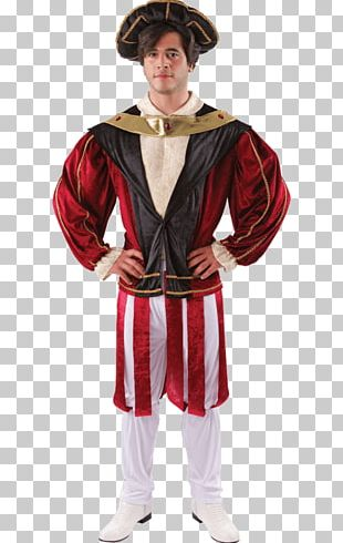 Henry VIII Kingdom Of England Middle Ages Costume PNG