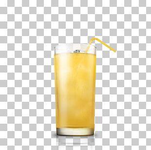 Fuzzy Navel Cocktail Orange Juice Harvey Wallbanger PNG
