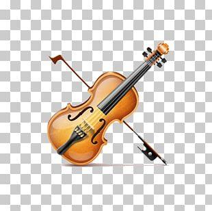 Bass Violin Musical Instrument Viola PNG