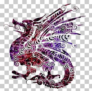 Public Domain Through Dragon Eyes Griffin Chinese Dragon PNG