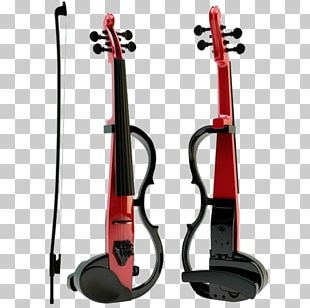 Electric Violin Cello Viola Musical Instruments PNG