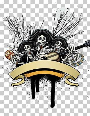 Guitar Halloween PNG