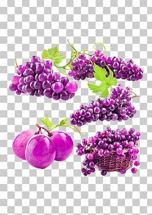 Kyoho Juice Wine Grape Auglis PNG