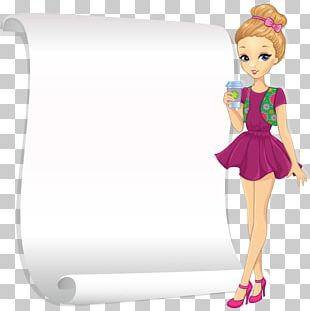 Fashion Girl PNG