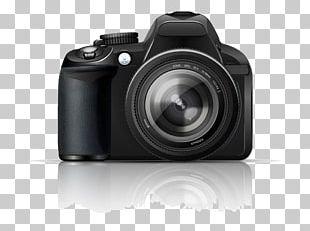 Digital Camera Photography Single-lens Reflex Camera PNG
