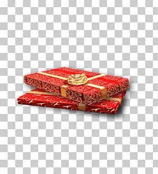 Gift Chinese New Year Box Christmas PNG