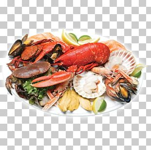 Seafood Lobster Crab PNG