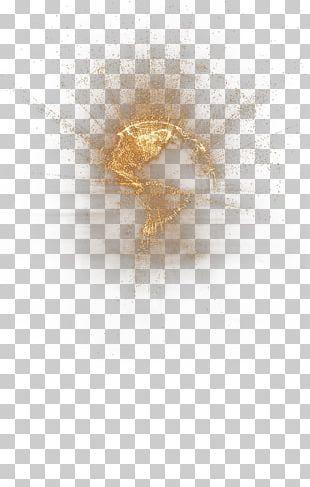 Sand Gold Euclidean PNG