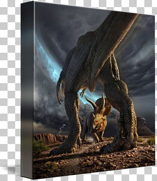 Gallery Wrap Canvas Print Art Painting PNG