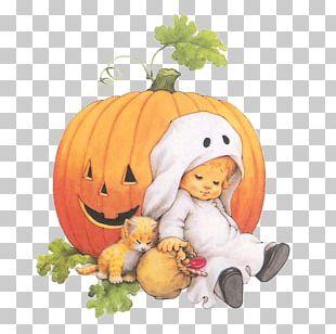 Halloween Cuteness Jack-o'-lantern PNG