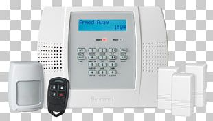 Security Alarms & Systems Touchscreen Keypad Motion Sensors