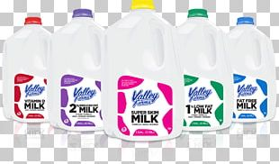 Milk Plastic Bottle Farm Dairy Products Cattle PNG