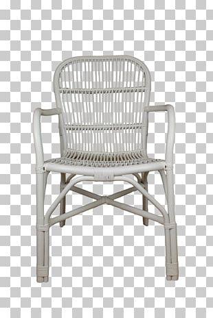 Chair Table Rattan Rotan Garden Furniture PNG