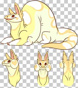 Domestic Rabbit Snake Hare Dragon Cat PNG