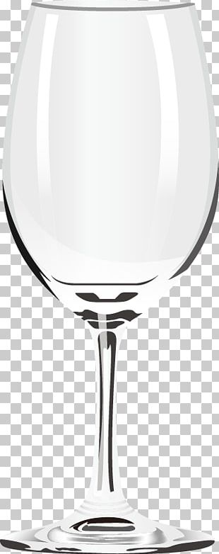 White Wine Shiraz Champagne Wine Glass PNG
