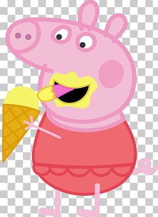 Daddy Pig Mummy Pig George Pig PNG