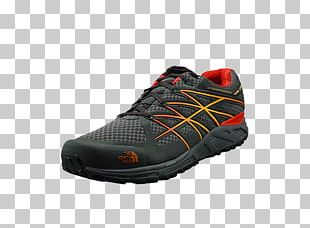 The North Face T-shirt Shoe Hiking Sneakers PNG