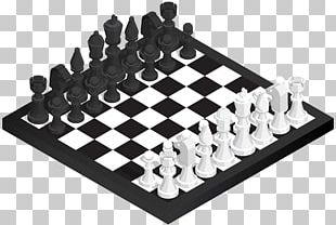Chessboard Set Draughts Chess Piece PNG