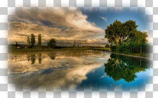 Desktop Reflection Cloud HVGA PNG
