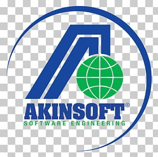 Akınsoft Computer Software Logo Business Sales PNG