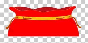 Taobao Bag Red PNG