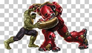 Hulkbusters Iron Man Thunderbolt Ross Ultron PNG