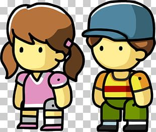 Scribblenauts Remix Child Video Game Wiki PNG