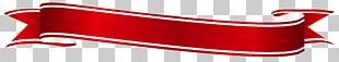 Banner Red PNG