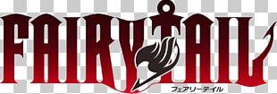 Fairy Tail Logo Manga Natsu Dragneel PNG
