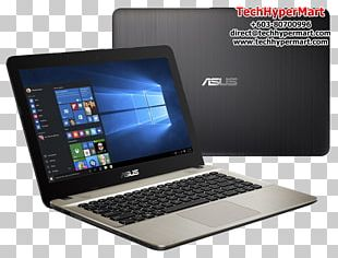 Laptop Intel Core ASUS Notebook X441 PNG