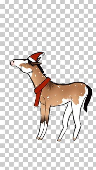 Reindeer Mustang Antelope Pack Animal PNG